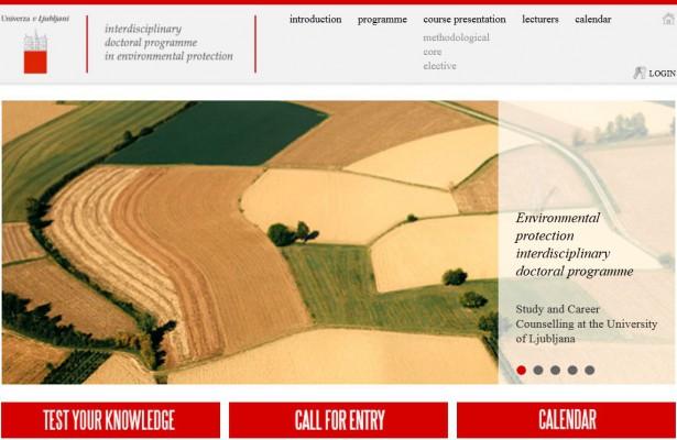 envprotect.eu, spletni portal