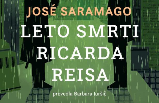 Prevod in spremna beseda romana Leto smrti Ricarda Reisa